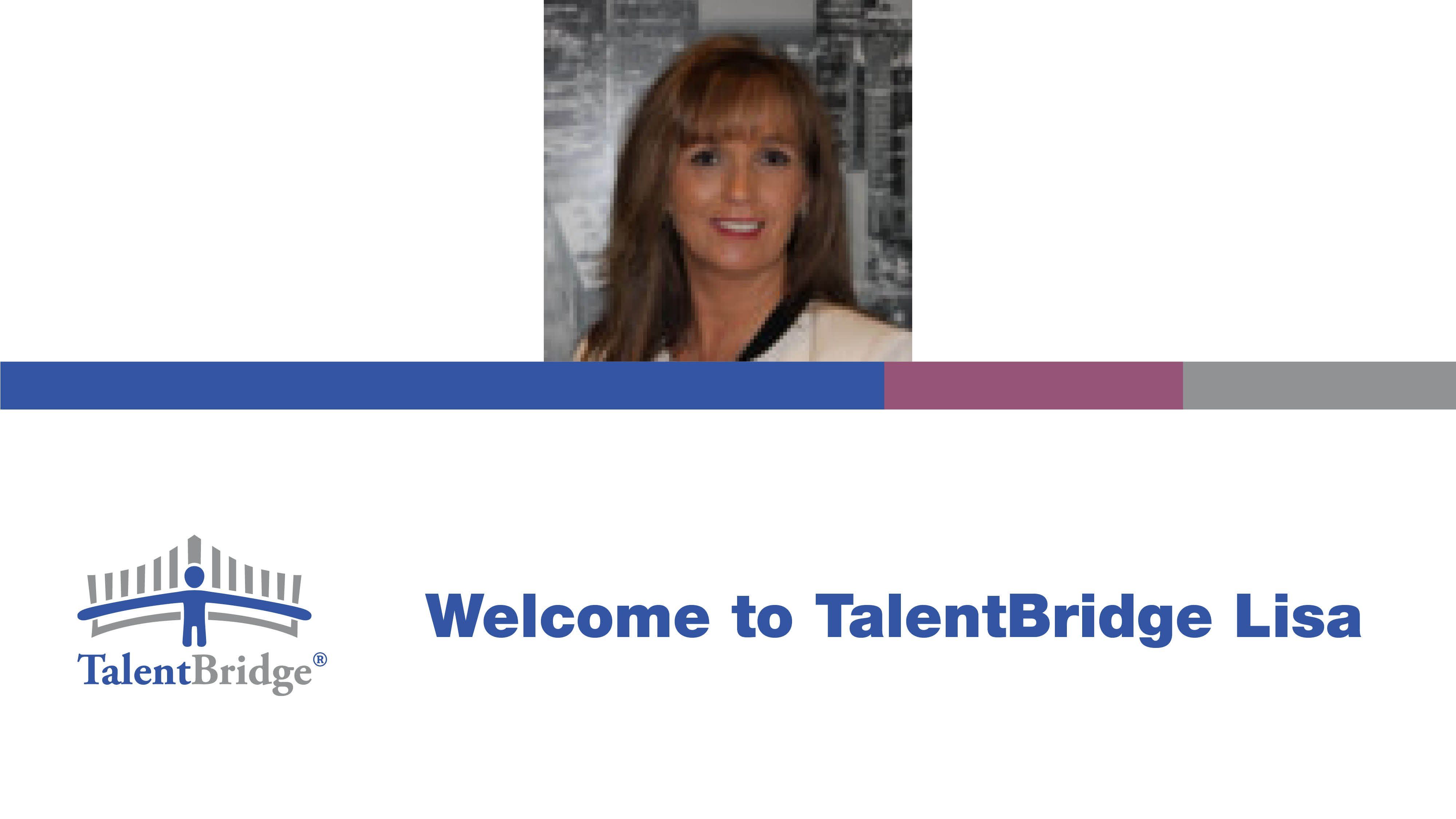 Lisa Smith Haigler Is The New Division Director Of Technology